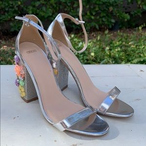 ASOS Showstopper Heels Size 5